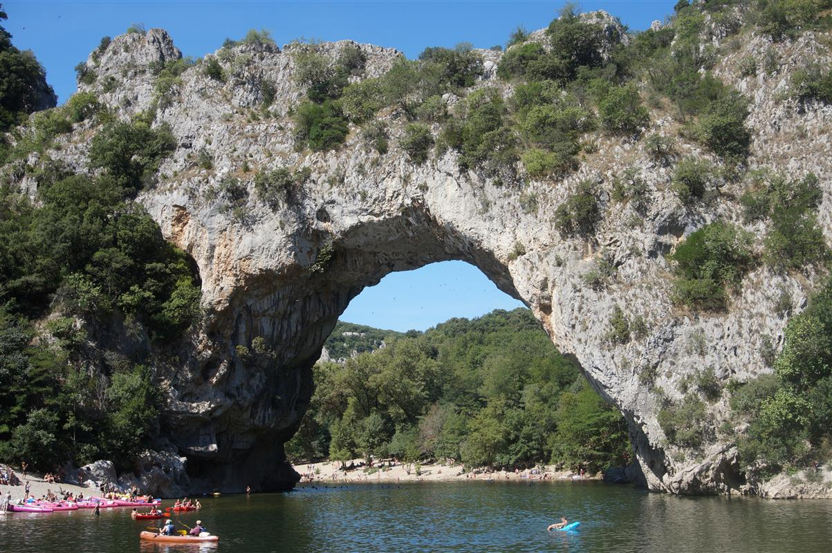 Pont D Arc And Gorges De L Ardeche To See And Do In